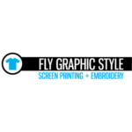 Fly Graphic Style Logo
